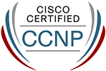 CCNP - Cisco Certified Network Professional  - Louisiana