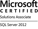 MCSA: SQL Server certification